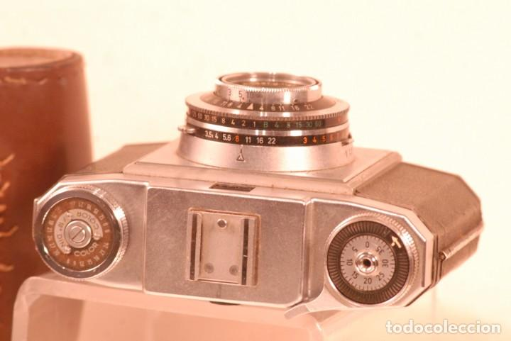 Cámara de fotos: camara zeiss ikon contina año 1972 - Foto 3 - 142959574