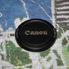 Cámara de fotos: TAPA PARA OBJETIVO CANON - 58 MM. - ORIGINAL DE LA MARCA - FRONTAL. Lote 143165630