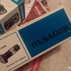 Cámara de fotos: DUPLICADOR PANAGOR ZOOM SIN ESTRENAR. Lote 143931878