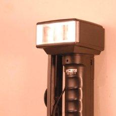 Cámara de fotos: FLASH METZ 45 C,T-1 BATERIA CARGADOR REGLETA CABLE SINCRO. Lote 145704082