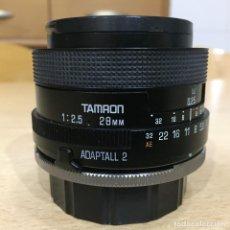 Photo camera - TANROM 28MM 2.5 MONTURA CONTAX YASHICA - 146926118