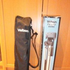 Cámara de fotos: TRIPODE VELBON CX-540 A ESTRENAR.. Lote 147090718