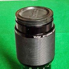 Cámara de fotos - OBJETIVO VIVITAR 80/200 F=4.5 PARA CANON FD (con anillo adaptador sirve cámaras digitales sony y mas - 147351370