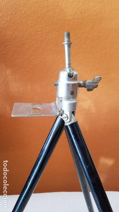 Cámara de fotos: Trípode Rotü metal y latón. - Foto 2 - 147586594