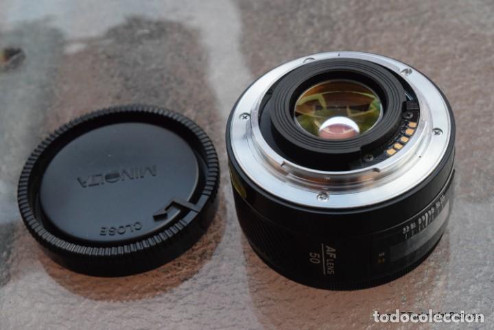 Cámara de fotos: Minolta 50 1,7. Para todas las Sony Alpha. - Foto 2 - 147715582