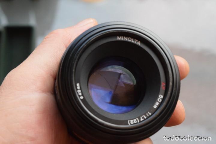 Cámara de fotos: Minolta 50 1,7. Para todas las Sony Alpha. - Foto 4 - 147715582