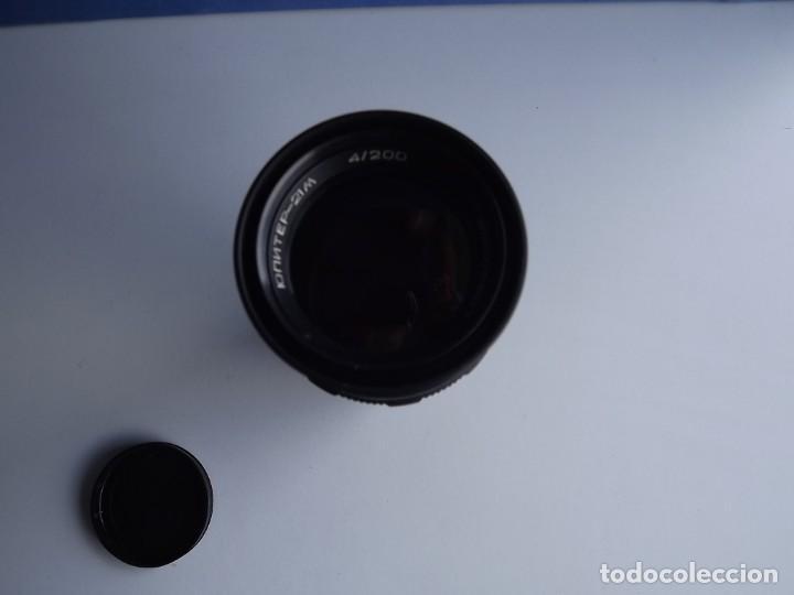 Cámara de fotos: Zoom Jupiter-21M 4/200 para Zenit - Foto 3 - 148218418