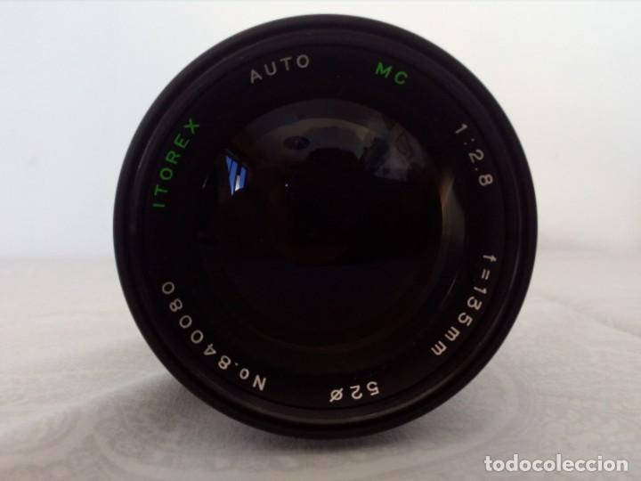 Cámara de fotos: OBJETIVO ITOREX 135mm - Foto 2 - 148456602