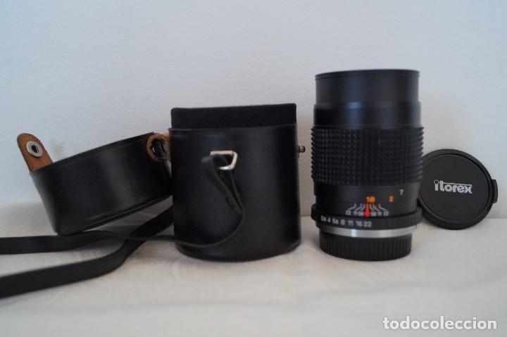 Cámara de fotos: OBJETIVO ITOREX 135mm - Foto 3 - 148456602