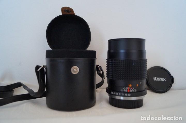 Cámara de fotos: OBJETIVO ITOREX 135mm - Foto 4 - 148456602