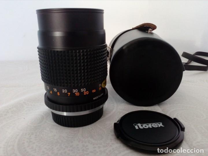 Cámara de fotos: OBJETIVO ITOREX 135mm - Foto 12 - 148456602
