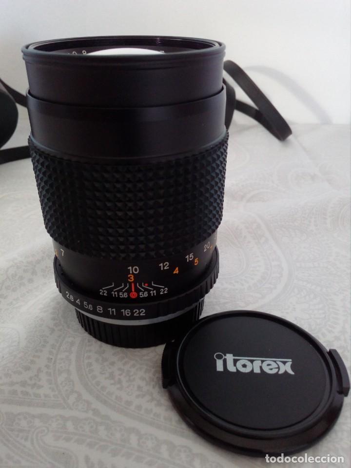 Cámara de fotos: OBJETIVO ITOREX 135mm - Foto 13 - 148456602