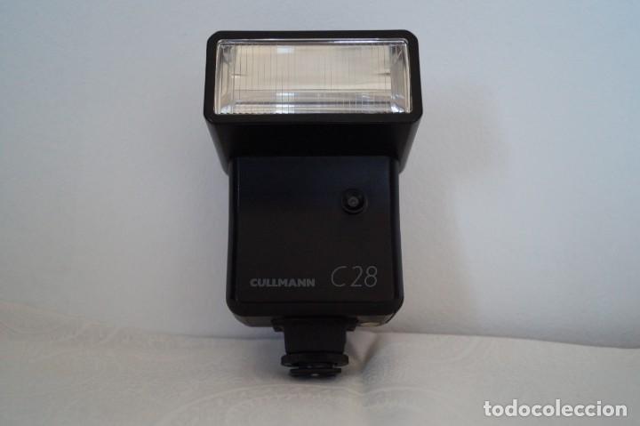 FLASH CULLMANN C28 (Cámaras Fotográficas Antiguas - Objetivos y Complementos )