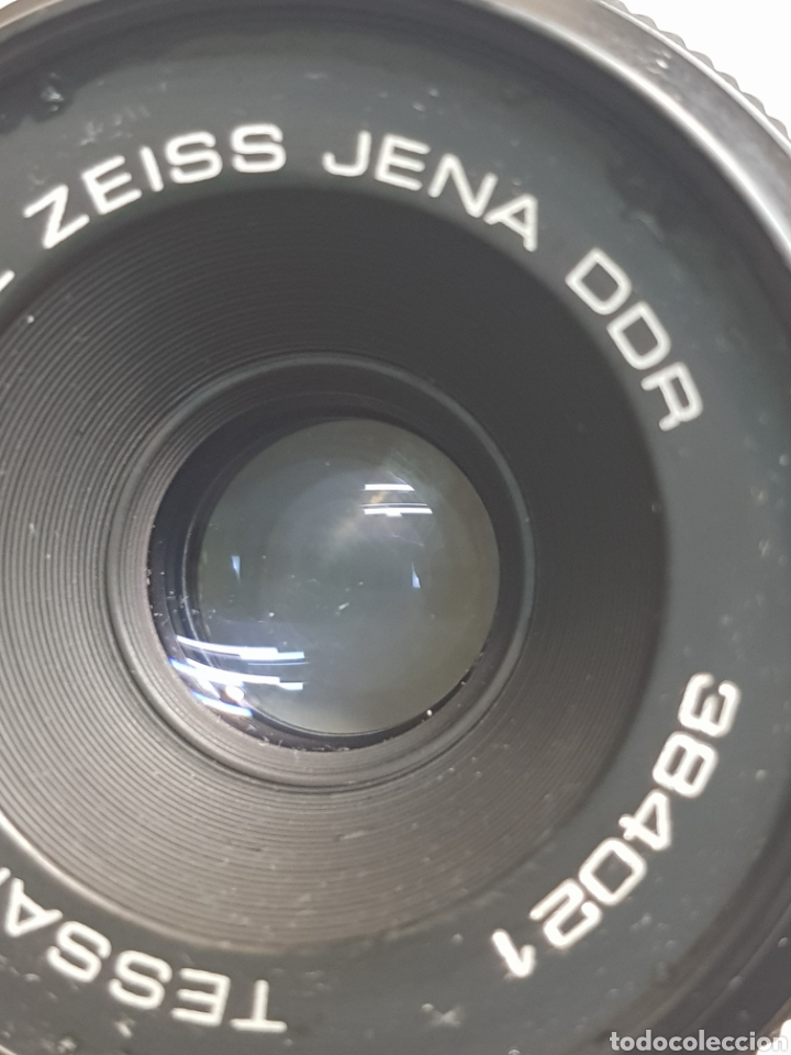 Cámara de fotos: Objetivo Carl Zeiss Jena DDR 49mm - Foto 5 - 68402603