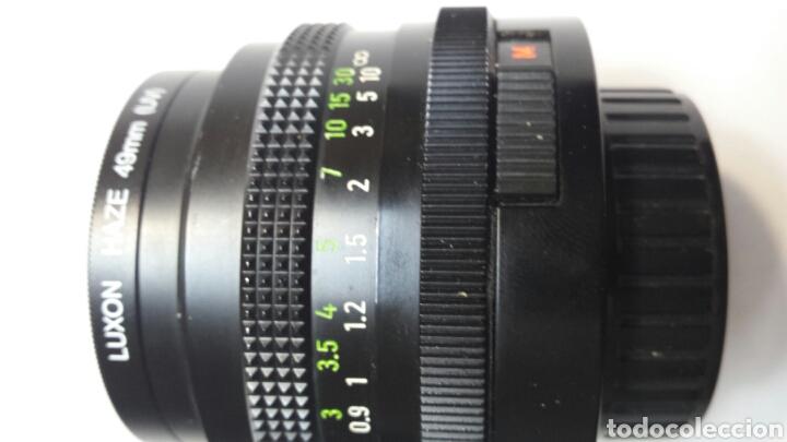 Cámara de fotos: Objetivo Carl Zeiss Jena DDR 49mm - Foto 2 - 68402603