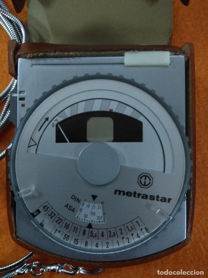 Cámara de fotos: Fotómetro Metrastar Metrawatt AG Nürnberg Germany - Foto 3 - 148799846