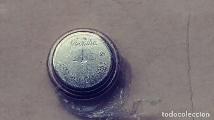 Cámara de fotos: Pila o bateria descargada para el fotometro hanimex a reponer - Foto 12 - 83684908