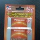Cámara de fotos: PACK DE 3 DVD REWRITABLE. 60 MIN. 2,8 GB. PANASONIC. Lote 148990810
