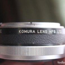 Cámara de fotos: DUPLICADOR KOMURA TELEMORE 95 (BAYONETA CANON FD). Lote 149591766