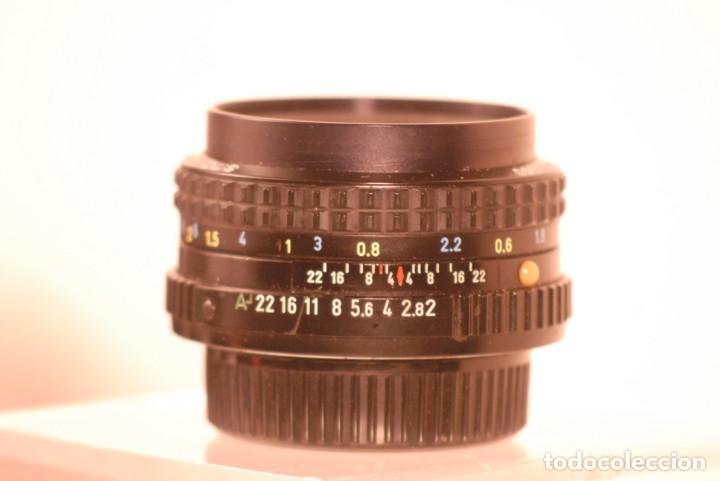 Cámara de fotos: ojjetivo pentax 1.2.-50 m tapas - Foto 3 - 149952906