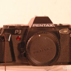 Cámara de fotos: CAMARA PENTAX P.3 FUNCIONA. Lote 149954278