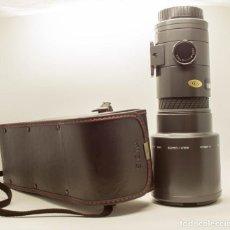 Cámara de fotos: SIGMA 400 MM 5.6 PARA SONY MONTURA A. Lote 150234434