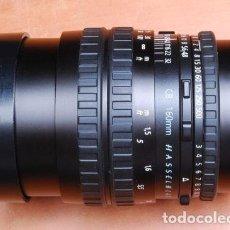 Cámara de fotos: HASSELBLAD 160 CB F/4,8 TESSAR CARL ZEISS. Lote 150245358