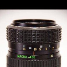 Cámara de fotos: OBJETIVO PENTAX 40-80MM F2.8. Lote 150497262