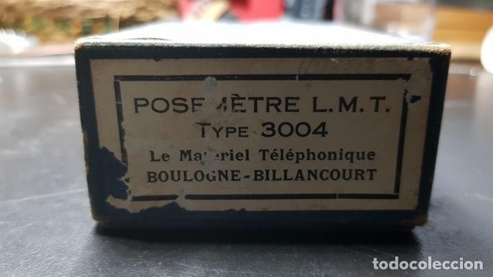 Cámara de fotos: Fotómetro francés Posemétre L.M.T. Type 3004 de Le matériel téléphonique Boulogne-Billancourt - Foto 2 - 151002710