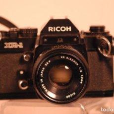 Cámara de fotos: CAMARA RICOH X R-1 OBJETIVO RIKENON 1.2- 50 MM. Lote 151730006