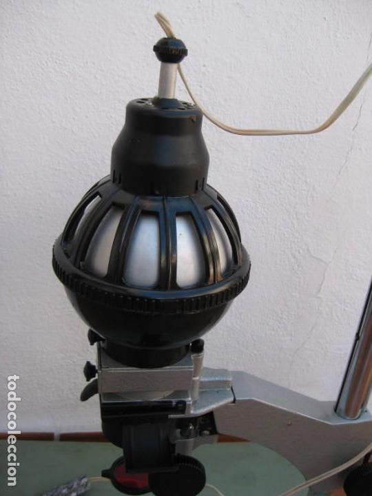 Cámara de fotos: Ampliadora fotográfica Antigua USSR portátil photo marca UPA-5M - Foto 4 - 152337086