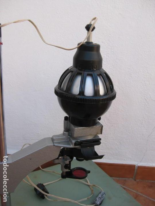 Cámara de fotos: Ampliadora fotográfica Antigua USSR portátil photo marca UPA-5M - Foto 9 - 152337086