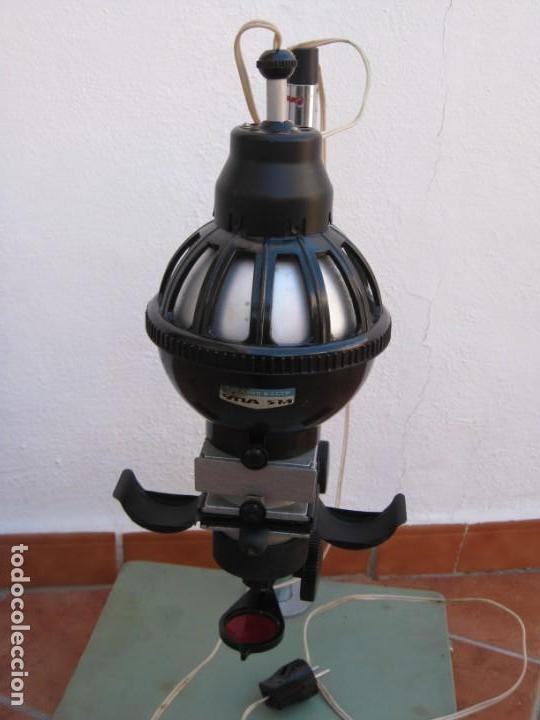 Cámara de fotos: Ampliadora fotográfica Antigua USSR portátil photo marca UPA-5M - Foto 15 - 152337086