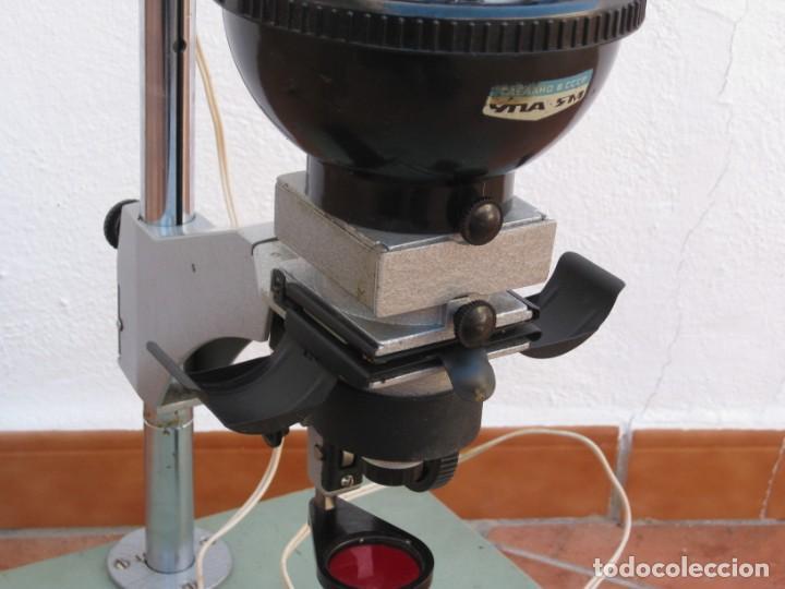 Cámara de fotos: Ampliadora fotográfica Antigua USSR portátil photo marca UPA-5M - Foto 18 - 152337086