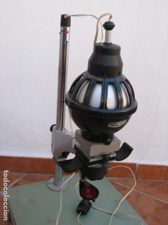 Cámara de fotos: Ampliadora fotográfica Antigua USSR portátil photo marca UPA-5M - Foto 19 - 152337086