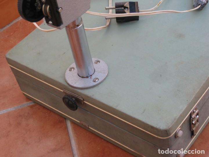 Cámara de fotos: Ampliadora fotográfica Antigua USSR portátil photo marca UPA-5M - Foto 23 - 152337086