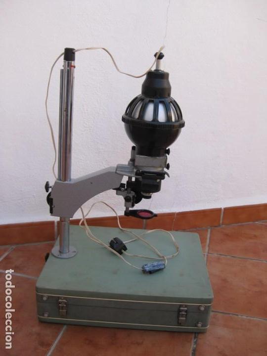 Cámara de fotos: Ampliadora fotográfica Antigua USSR portátil photo marca UPA-5M - Foto 27 - 152337086