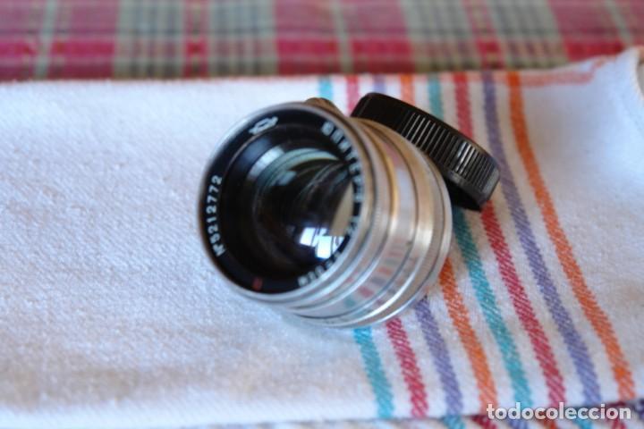 Cámara de fotos: Objetivo Jupiter 8 F1:2 50 mm - Foto 3 - 152493210