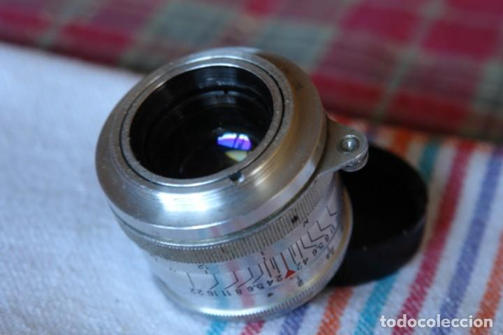 Cámara de fotos: Objetivo Jupiter 8 F1:2 50 mm - Foto 4 - 152493210