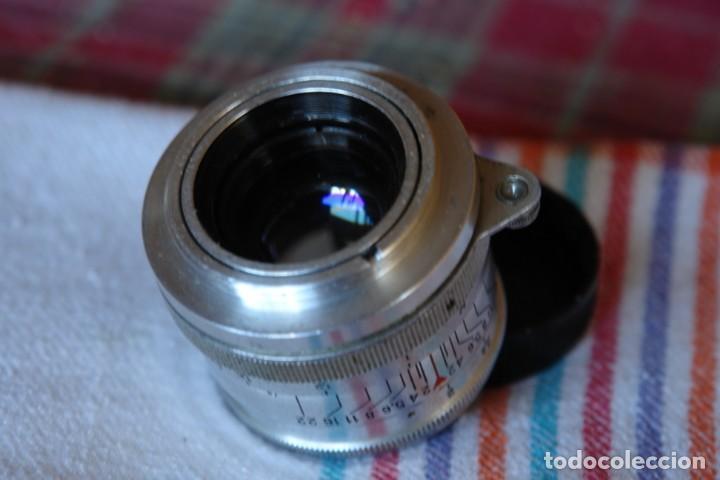 Cámara de fotos: Objetivo Jupiter 8 F1:2 50 mm - Foto 5 - 152493210