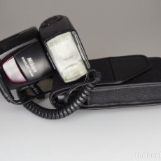 Cámara de fotos: FLASH NIKON SB 800 Y POWER PACK BATTERY EXTERNAL. Lote 152839938
