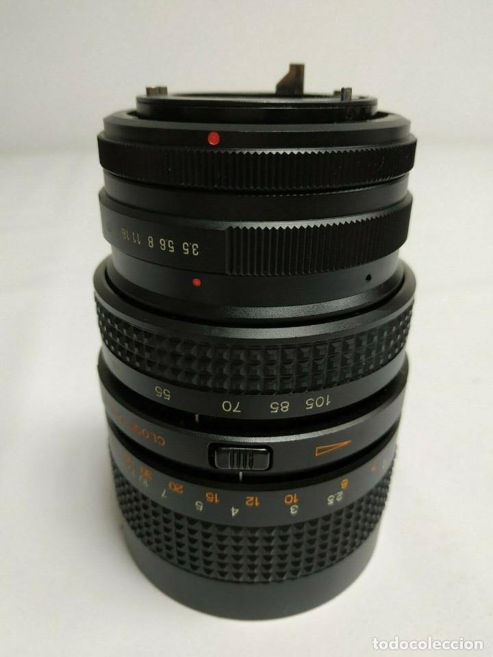 Cámara de fotos: 419- REXATAR AUTO ZOOM MC 1:35 F=35 - 105MM 7800446 JAPAN VINTAGE - Foto 2 - 153076774