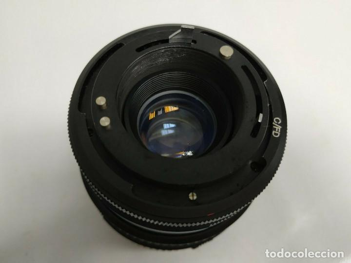 Cámara de fotos: 419- REXATAR AUTO ZOOM MC 1:35 F=35 - 105MM 7800446 JAPAN VINTAGE - Foto 5 - 153076774