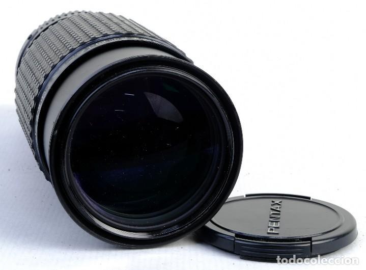 Cámara de fotos: Objetivo SMC Pentax-A Zoom 1:4 70-210 mm - Foto 2 - 154018294