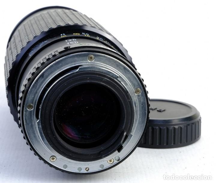 Cámara de fotos: Objetivo SMC Pentax-A Zoom 1:4 70-210 mm - Foto 3 - 154018294