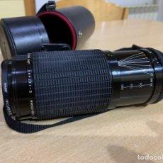 Cámara de fotos: ZOOM SIGMA 8O-200MM F/3.5 PARA OLYMPUS. Lote 154096302