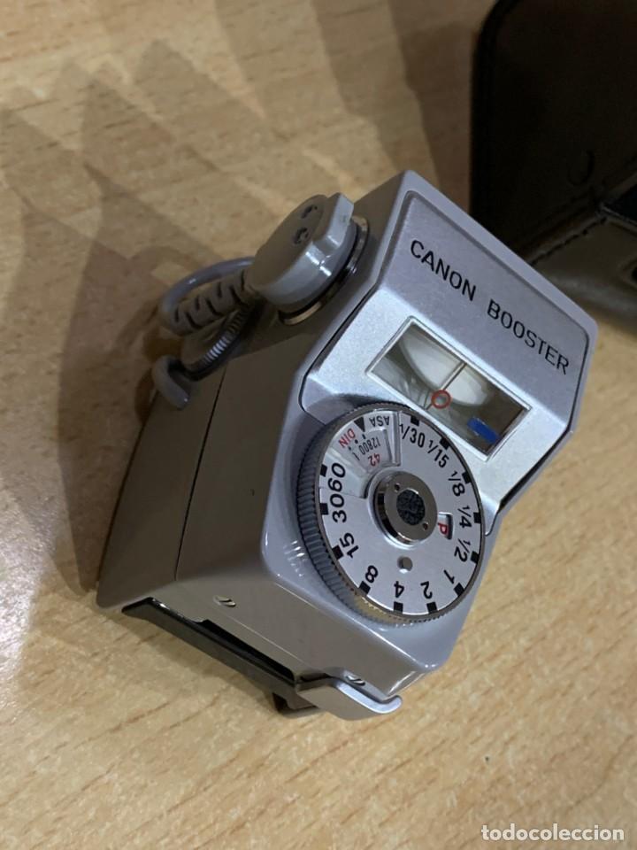 Cámara de fotos: Canon Booster para la Canon ft ql y pellix ql - Foto 2 - 154133290