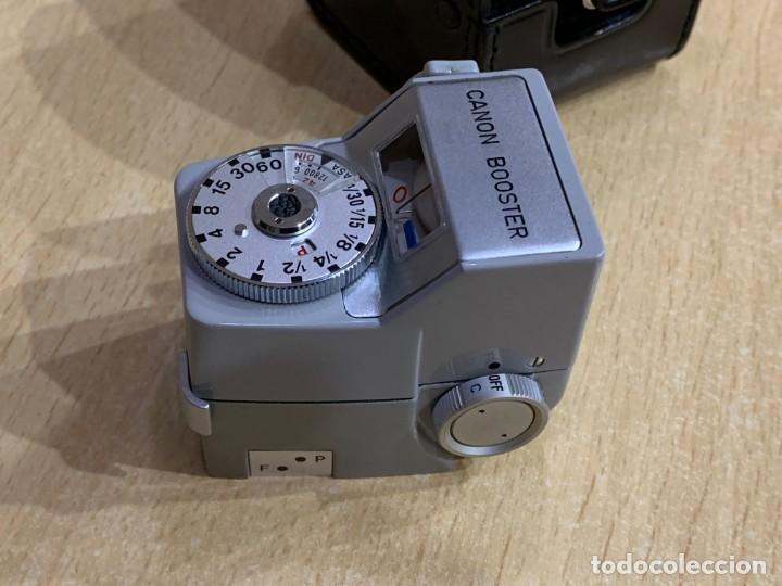 Cámara de fotos: Canon Booster para la Canon ft ql y pellix ql - Foto 3 - 154133290