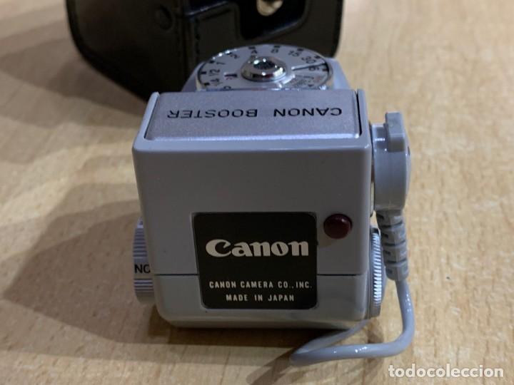 Cámara de fotos: Canon Booster para la Canon ft ql y pellix ql - Foto 4 - 154133290