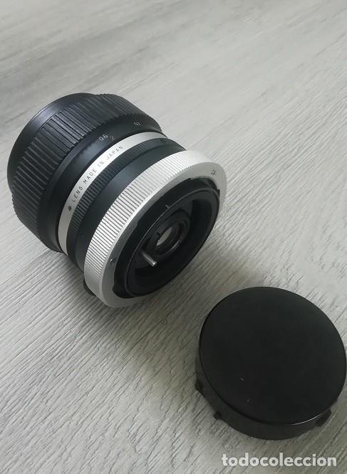 Cámara de fotos: Objetivo vintage. marca:Super-Lentar 35mm - Foto 10 - 134749662